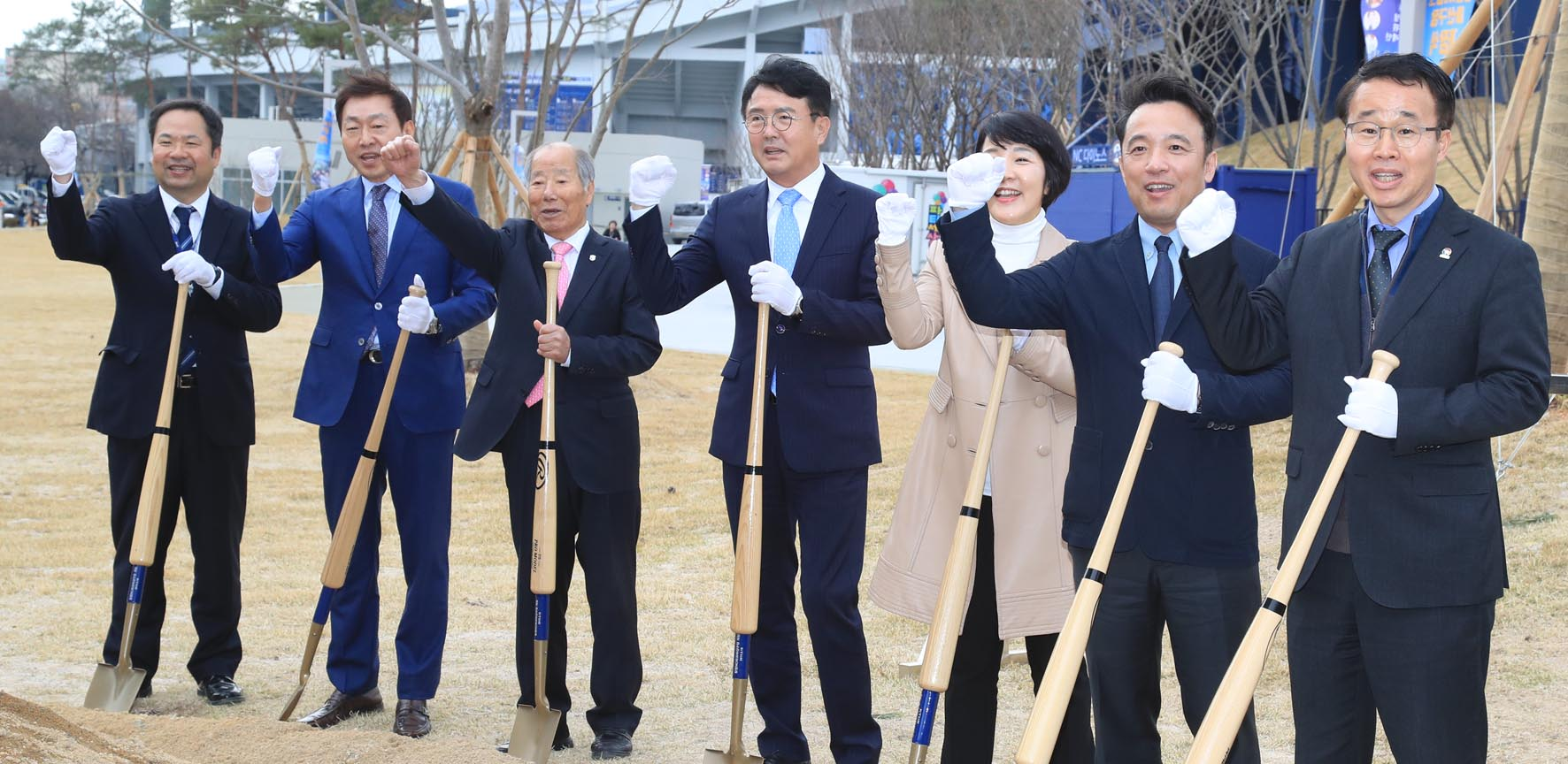 창원NC파크마산구장 개장식 개최 2 번째 이미지