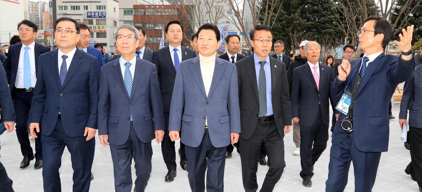 창원NC파크마산구장 개장식 개최 3 번째 이미지