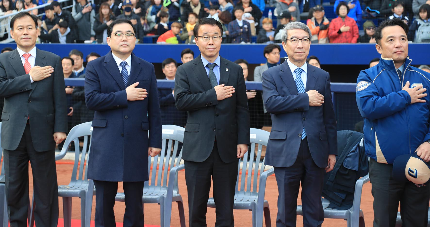창원NC파크마산구장 개장식 개최 6 번째 이미지